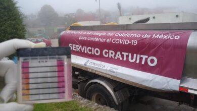 Photo of Conagua ha entregado pipas de agua para poblaciones vulnerables en Hidalgo