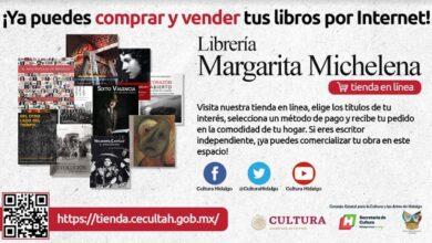 Photo of Aperturan en línea Librería Margarita Michelena