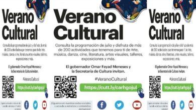 Photo of Arranca Gobierno de Hidalgo con el Verano Cultural