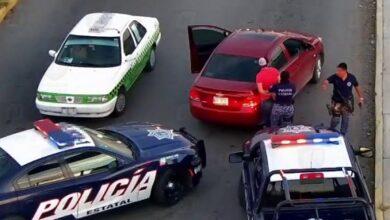 Photo of Policía de Hidalgo detiene a individuo tras asalto a lavandería en Pachuca