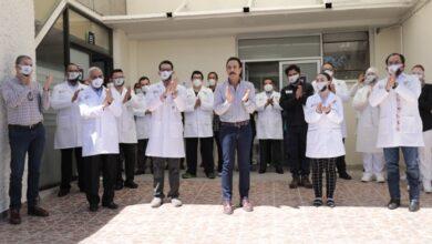 Photo of Anuncia Fayad estímulo económico a personal médico y de enfermería