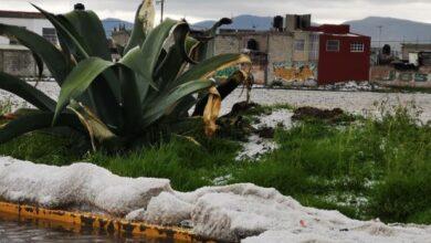 Photo of No se reportan daños por granizada en zona metropolitana de Pachuca