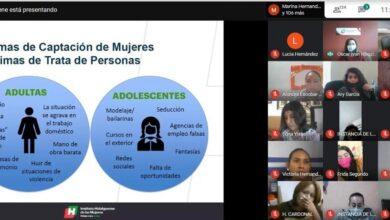 Photo of Trata de personas, una manifestación de la violencia contra las mujeres: IHM