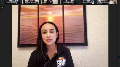 Photo of Mariana Leal realizó capacitación virtual «Introducción al marketing deportivo»