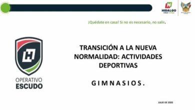 Photo of Inhide realiza conferencia virtual «Regreso a la nueva normalidad para gimnasios»