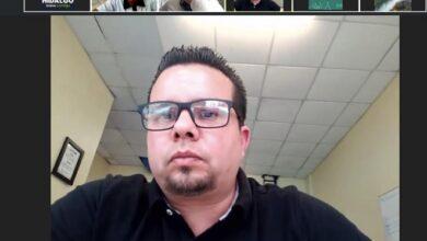 Photo of Erick Gutiérrez imparte la sesión virtual «Detección de talentos deportivos»