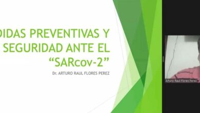 Photo of Inhide realiza capacitación «Medidas preventivas y de seguridad ante el SARcov-2»