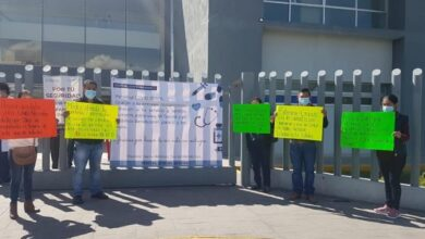 Photo of Reciben médicos del ISSSTE Pachuca frases de familiar recuperado de Covid