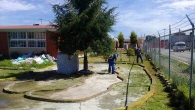 Photo of Redobla esfuerzos servicios municipales de Mineral de la Reforma