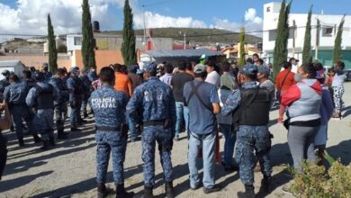 Photo of Se enfrentan comerciantes en Mineral de la Reforma