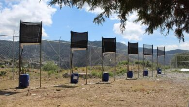 Photo of Implementan captadores de niebla como suministro de agua en la Ruta Arquelógica Minera