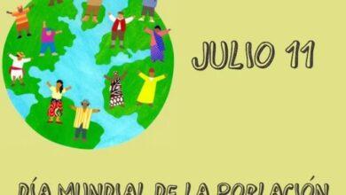 Photo of Día Mundial de la Población, 11 de julio