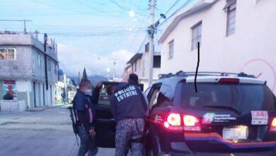 Photo of Rescatan a víctima de violencia doméstica en Pachuca