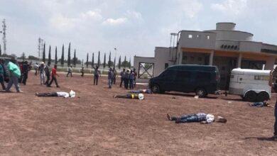 Photo of Asesinan a 5 personas durante una carrera de caballos en Hidalgo