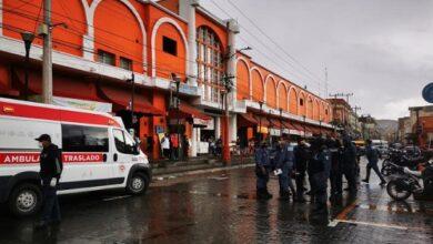 Photo of Detienen a 4 personas tras riña en el Centro de Pachuca