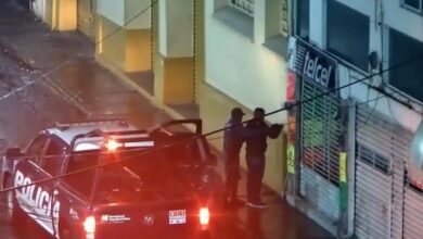 Photo of Policía de Hidalgo detiene a individuo tras daños y allanamiento a comercio
