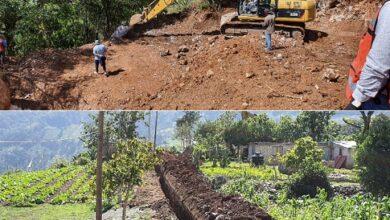 Photo of Sopot construye alcantarillado sanitario yplantas de tratamiento en Nicolás Flores