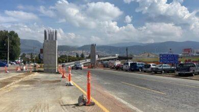 Photo of Cierre a la circulación en bulevar Luis Donaldo Colosio entronque con la carretera Pachuca-Pachuquilla
