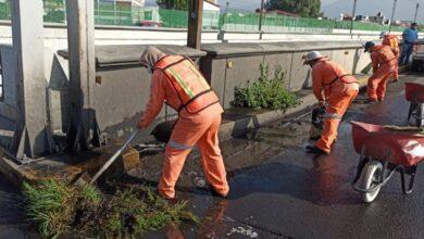 Photo of Sopot realiza limpieza en Río de las Avenidas en Pachuca