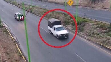 Photo of Policía de Hidalgo recupera camioneta robada con violencia en Mineral de la Reforma