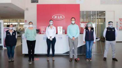 Photo of Reconocen a empresa por cumplimiento en medidas sanitarias en la nueva normalidad