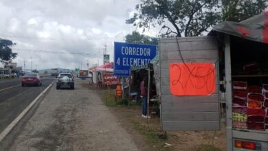 Photo of Dirección de Mercados exhortó a comerciantes ambulantes de San Alejo a respetar derecho de vía