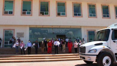 Photo of Alcalde FPR entregó nueva unidad para recolección de residuos en Tulancingo