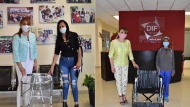 Photo of DIF Tulancingo entrega ayudas funcionales para personas con discapacidad