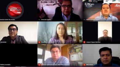 Photo of Participa UAEH en XXXIV Sesión Ordinaria de la Red de Comunicación ANUIES