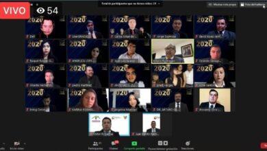 Photo of UPT realizó Ceremonia de Entrega Virtual de Títulos Profesionales Electrónicos 2020