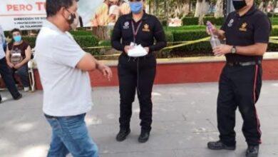 Photo of Detienen a hombre por no usar cubrebocas en Tulancingo