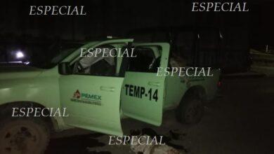 Photo of Atacan a Personal de Seguridad Física de Pemex, reportan 4 muertos