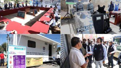 Photo of SSH implementó Jornada de Intervención Sanitaria en región del altiplano hidalguense