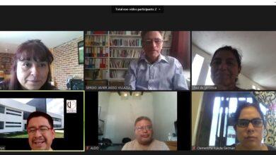 Photo of UPT acerca conocimientos a estudiantes mediante videoconferencia