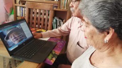 Photo of Acercan en Hidalgo actividades virtuales a personas adultas mayores en su mes