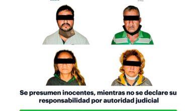 Photo of Detienen a personas con droga y un arma de fuego en la Sierra de Hidalgo