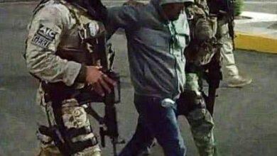Photo of Cae «El Marro» con 8 más, durante operativo en Guanajuato
