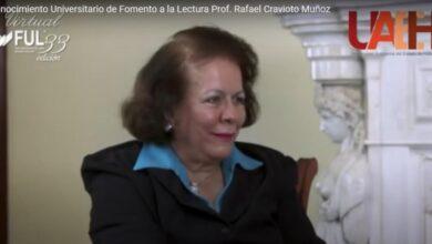 Photo of Entrega 33 FUL el Reconocimiento Universitario de Fomento a la Lectura