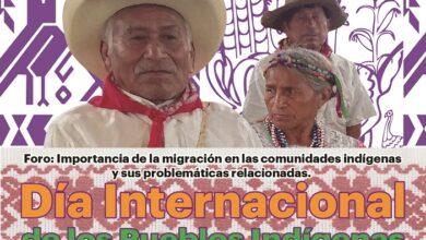 Photo of Organiza UICEH Foro para analizar problemáticas de los pueblos indígenas