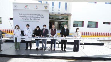 Photo of Hidalgo es referente nacional en atención oncológica infantil