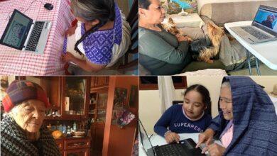 """Photo of Diversas acciones en el """"Mes de las personas mayores 2020"""""""