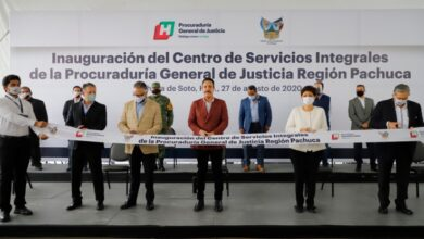 Photo of Inaugura Fayad  centro de servicios integrales de la PGJEH