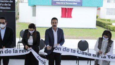 Photo of Entrega Fayad remodelación y UBR en la Casa de la Tercera Edad