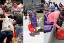 Photo of Continúa la entrega de dotaciones alimentarias a jefes y jefas de familia durante la pandemia