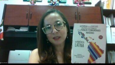 Photo of Presenta IEEH libro sobre derechos político electorales de los Pueblos Indígenas