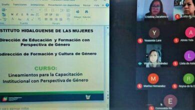 Photo of Inicia IHM formación de cuadros para capacitación con perspectiva de género