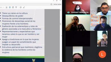 Photo of Capacita IHM a la CBPEH en perspectiva de género
