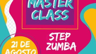 Photo of Inhide invita a Master Class de Step y Zumba