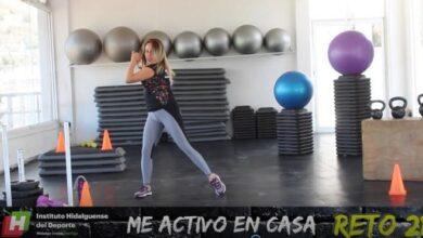 Photo of Inhide da inicio a la estrategia «Me activo en casa reto 21»