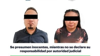 Photo of Detienen pareja con droga en Centro de Pachuca